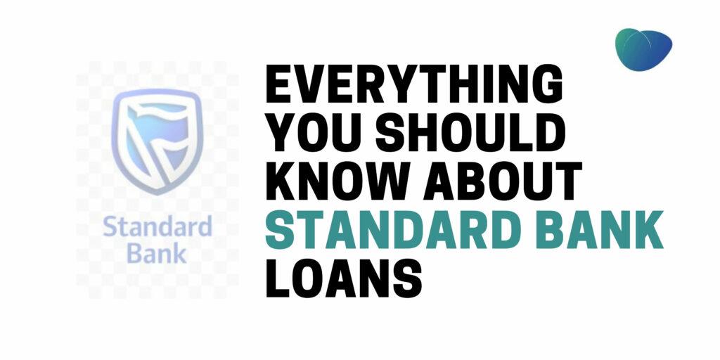 standard bank loans south africa